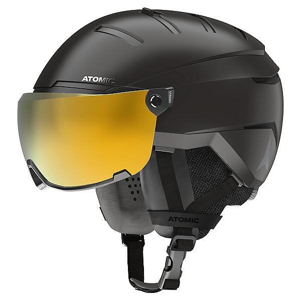 Atomic Savor GT Visor Stereo Helmet 2022, Black, 600