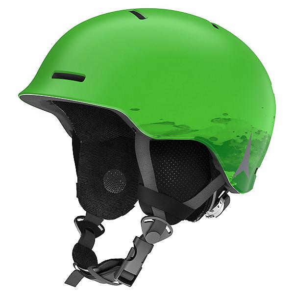 Atomic Mentor Jr. Kids Helmet, Light Green, 600