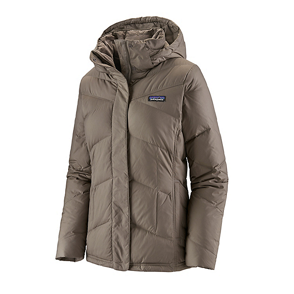 Patagonia Down With It Womens Jacket 2022, Furry Taupe, 600