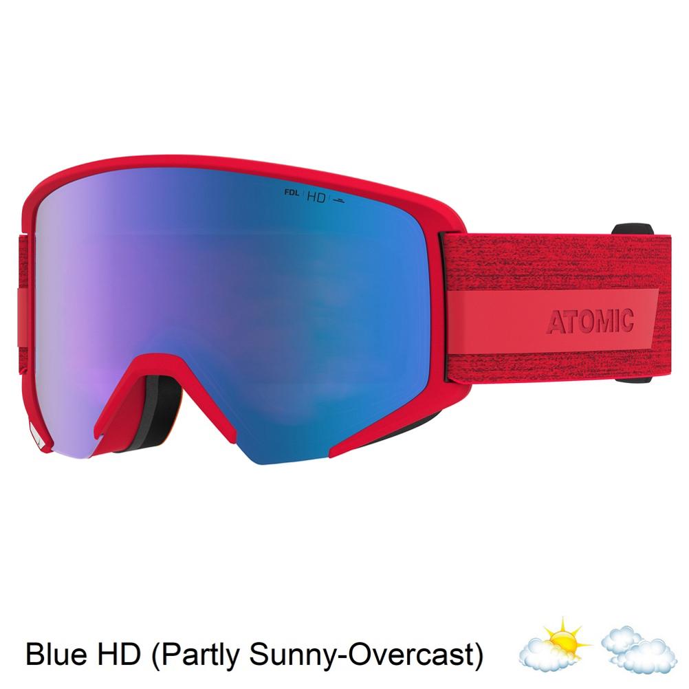 Atomic Savor Big HD Goggles