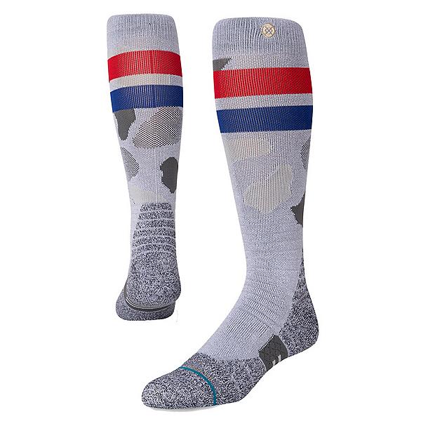 Stance Praisley Snow Snowboard Socks, , 600