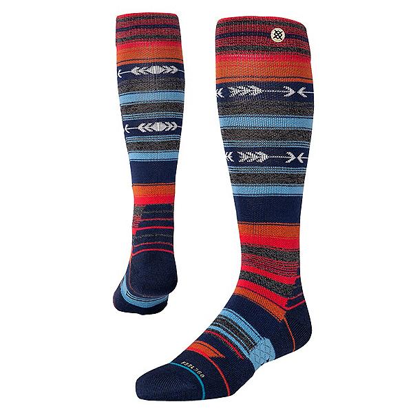 Stance Kirk 2 Snowboard Socks, Black, 600