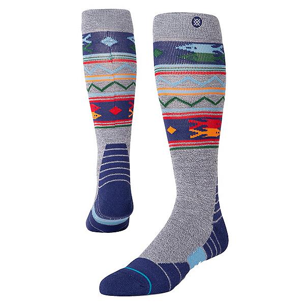 Stance Los Pescados 2 Snowboard Socks, , 600