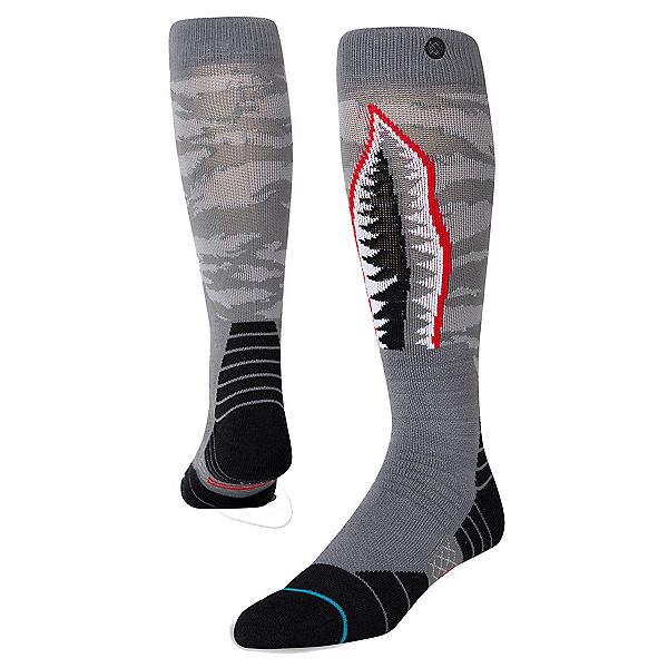 Stance Warbird Snow Snowboard Socks, , 600