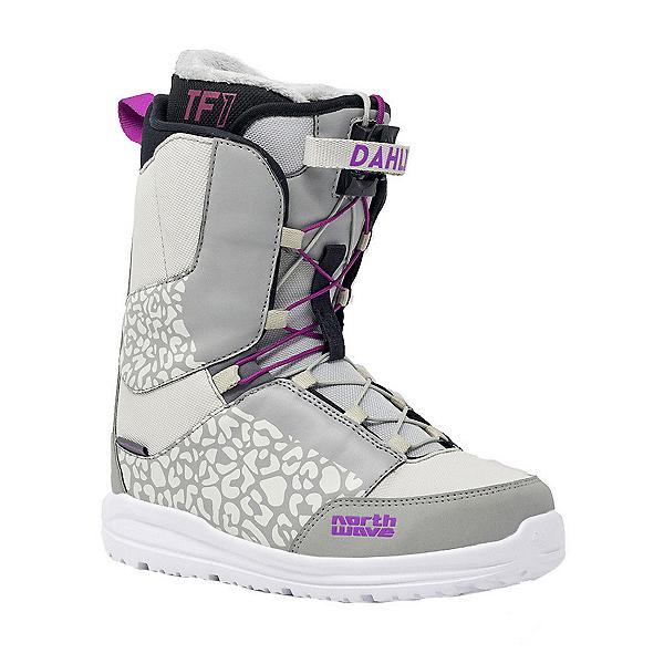 Northwave Dahlia SL Womens Snowboard Boots 2020, White, 600