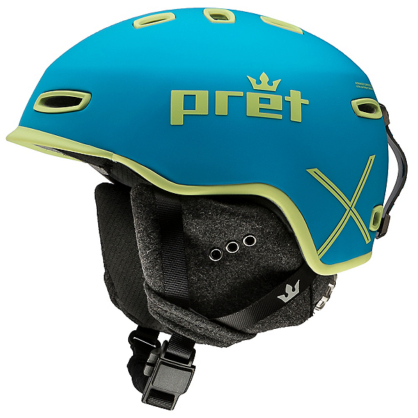 Pret Ripper X Youth Helmet 2018, Blue, 600