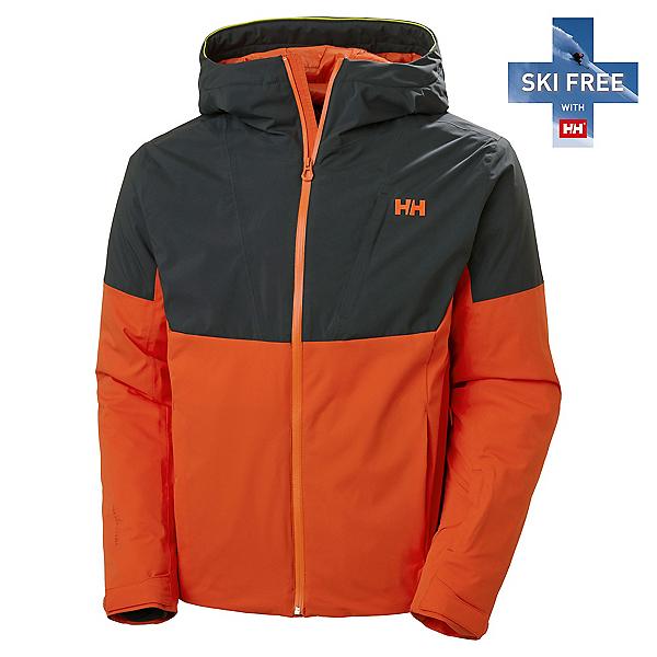 Helly Hansen Riva Lifaloft Mens Insulated Ski Jacket, , 600