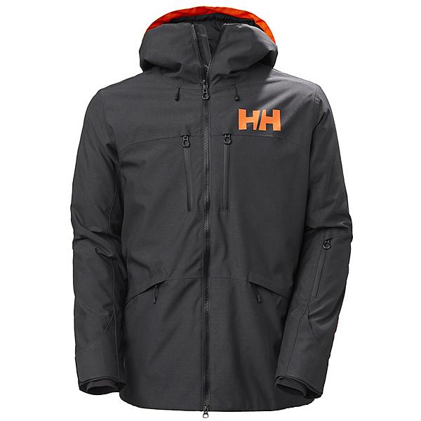 Helly Hansen Garibaldi 2.0 Mens Insulated Ski Jacket, Slate, 600