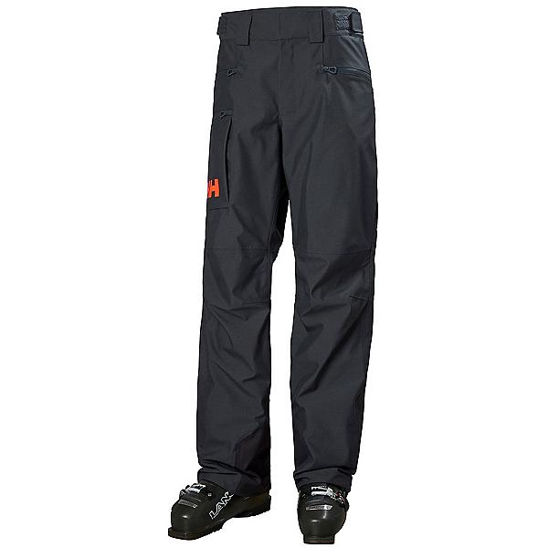 Helly Hansen Garibaldi 2.0 Mens Ski Pants, Ebony, 600