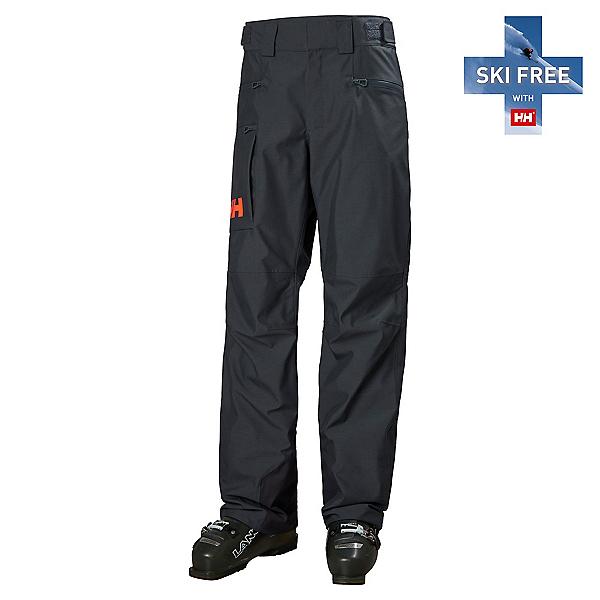 Helly Hansen Garibaldi 2.0 Mens Ski Pants, Slate, 600