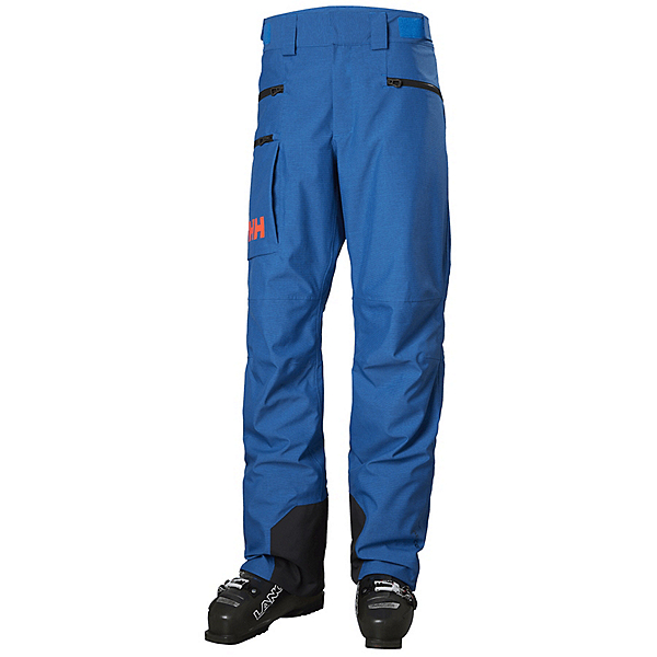 Helly Hansen Garibaldi 2.0 Mens Ski Pants, Electric Blue, 600