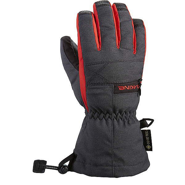 Dakine Avenger Gore-Tex Kids Gloves 2021, Carbon, 600