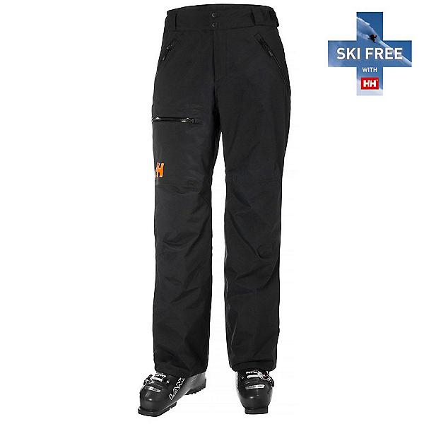 Helly Hansen Sogn Cargo Mens Ski Pants 2022, Black, 600