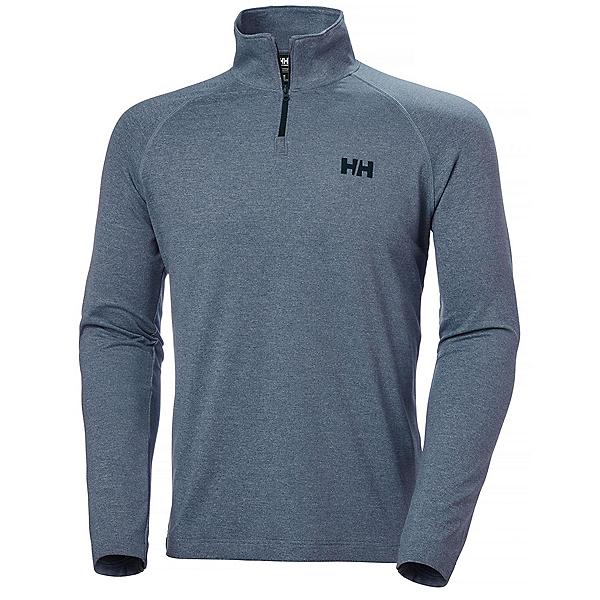 Helly Hansen Verglas 1/2 Zip Mens Mid Layer 2022, Navy, 600