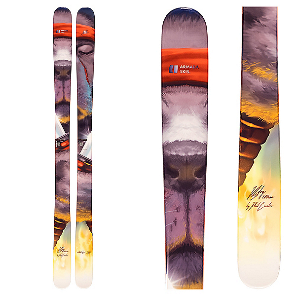 Armada B-Dog Skis, , 600