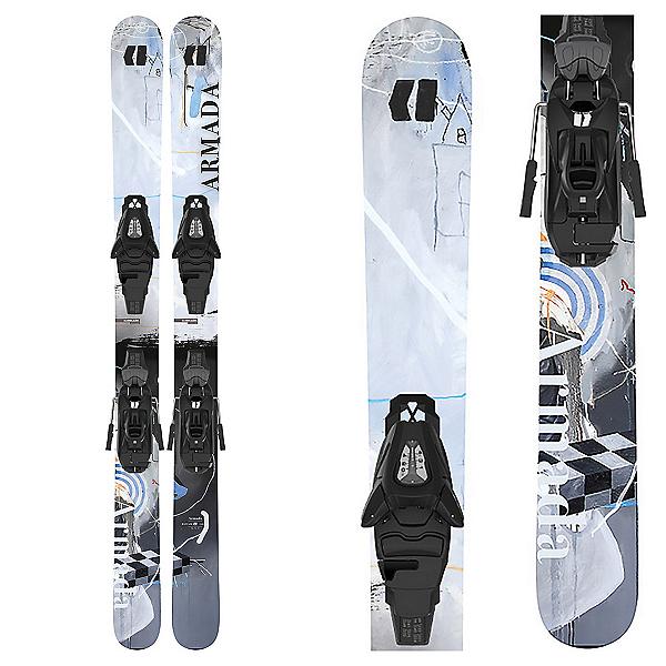 Armada Bantam Kids Skis with L C5 GW Bindings, , 600