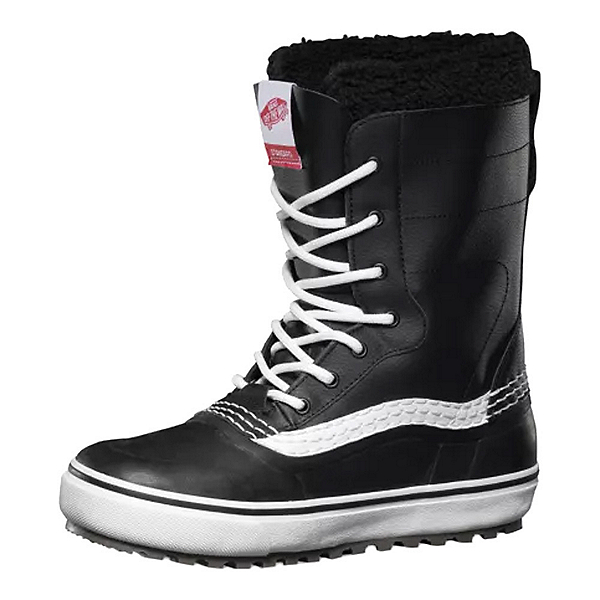 Vans Standard MTE Mens Boots, Black-White, 600
