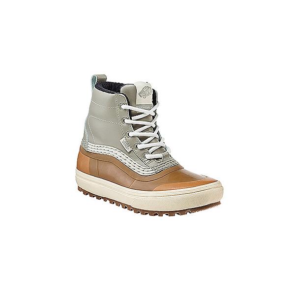 Vans Standard Mid MTE Womens Boots, Gray-Gum, 600