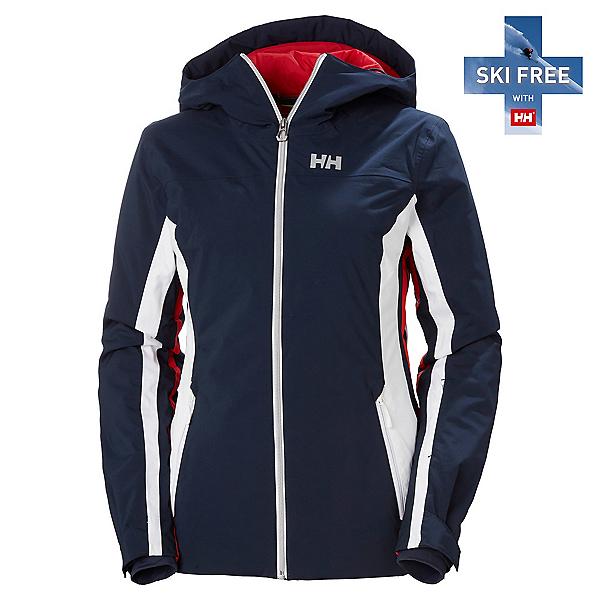 Helly Hansen Majestic Warm Womens Insulated Ski Jacket, , 600
