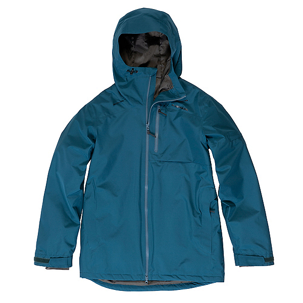 Armada Romer GTX 2L Mens Insulated Ski Jacket, Dusk Blue, 600