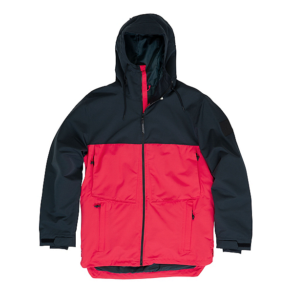 Armada Carson Insulated Mens Ski Jacket, Solar, 600