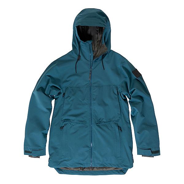 Armada Carson Insulated Mens Ski Jacket, Dusk Blue, 600