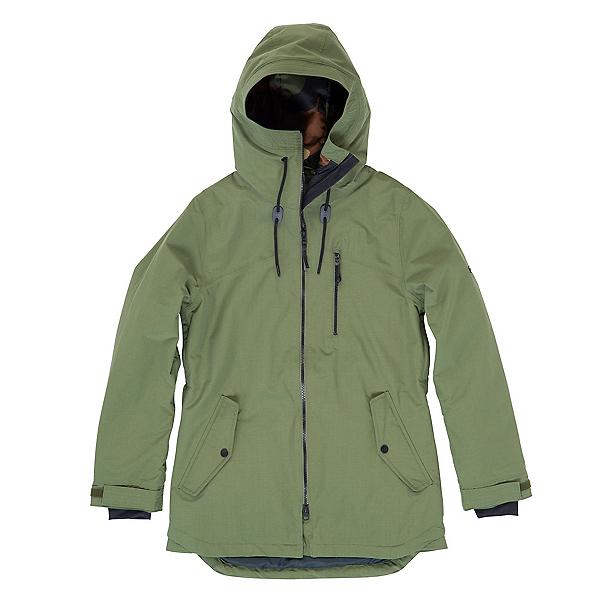 Armada Paternost Womens Insulated Ski Jacket, Fir, 600