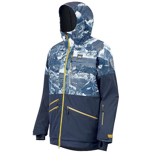 Picture Stone Mens Shell Ski Jacket, Imaginary World, 600