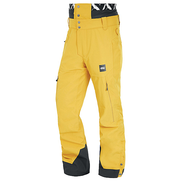Picture Picture Object Mens Ski Pants, Safran, 600