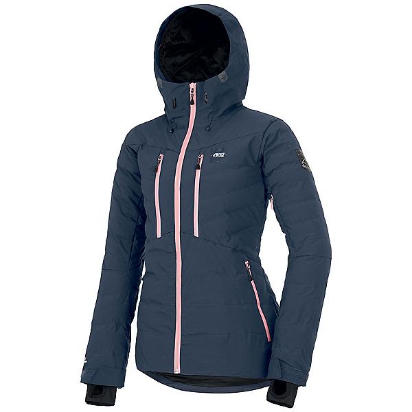 Picture Pluma Womens Insulated Ski Jacket, Darkblue, 600