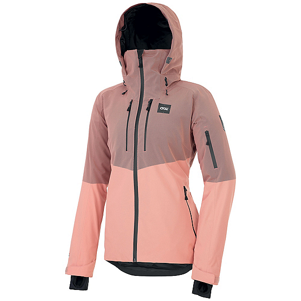 Picture Signa Womens Insulated Ski Jacket, Misty Pink, 600