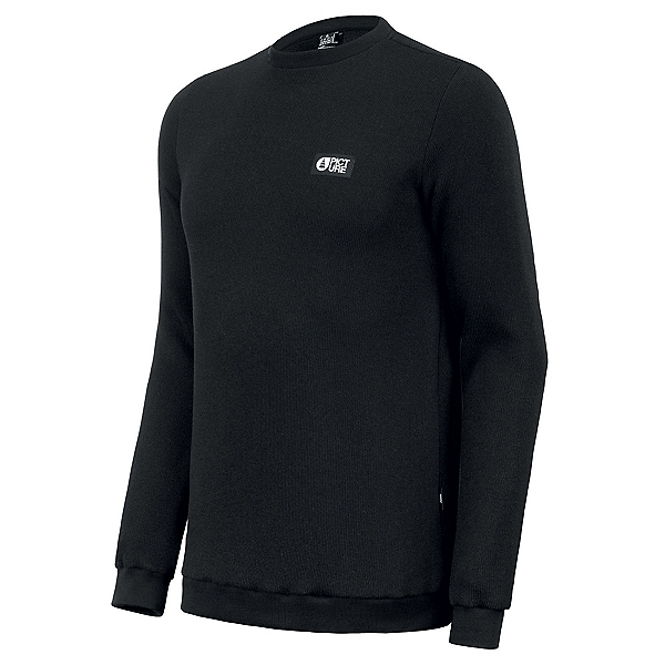 Picture Tofu Mens Sweater, Black, 600