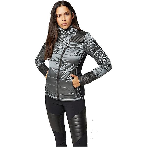 Alp-n-Rock Bernina Moto Womens Jacket, Petrol, 600