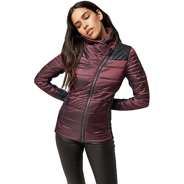 Alp-n-Rock Bernina Moto Womens Jacket, Wine, 600