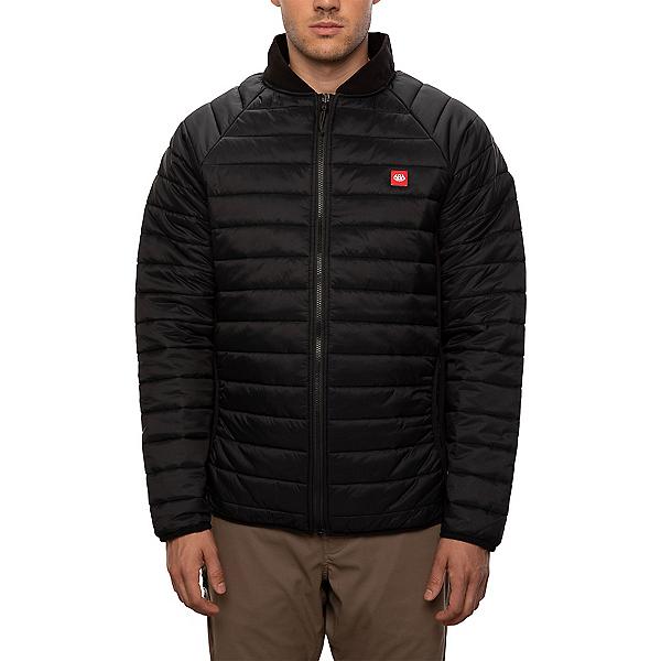 686 Thermal Puff Mens Jacket, Black, 600