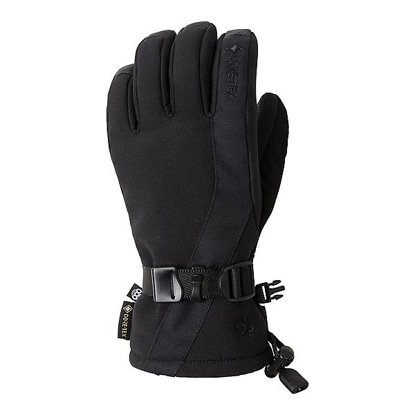 686 GORE-TEX Linear Womens Gloves, Black, 600