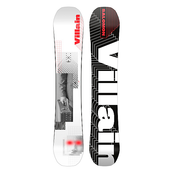 Salomon The Villain Snowboard, , 600