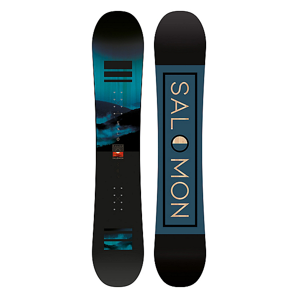 Salomon Pulse Snowboard, , 600