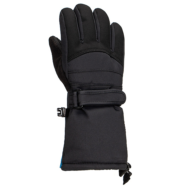 Gordini Prima Toddlers Gloves 2022, Black, 600