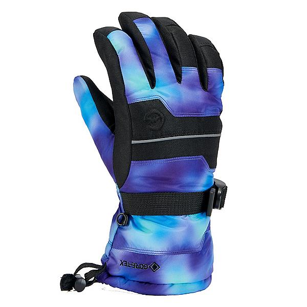 Gordini Gore-Tex Junior Gloves, Purple Tie Dye, 600