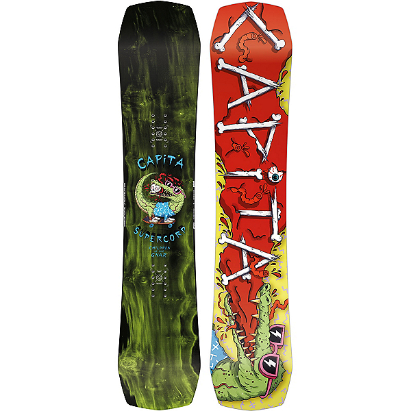 Capita Children Of The Gnar Boys Snowboard, 137cm, 600