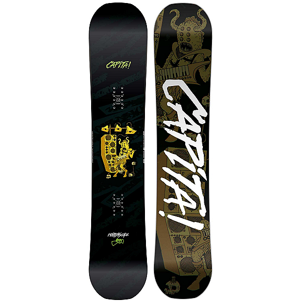 Capita Horrorscope Snowboard, 149cm, 600