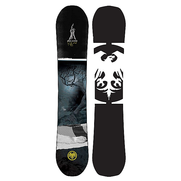 Never Summer Ripsaw Snowboard, , 600
