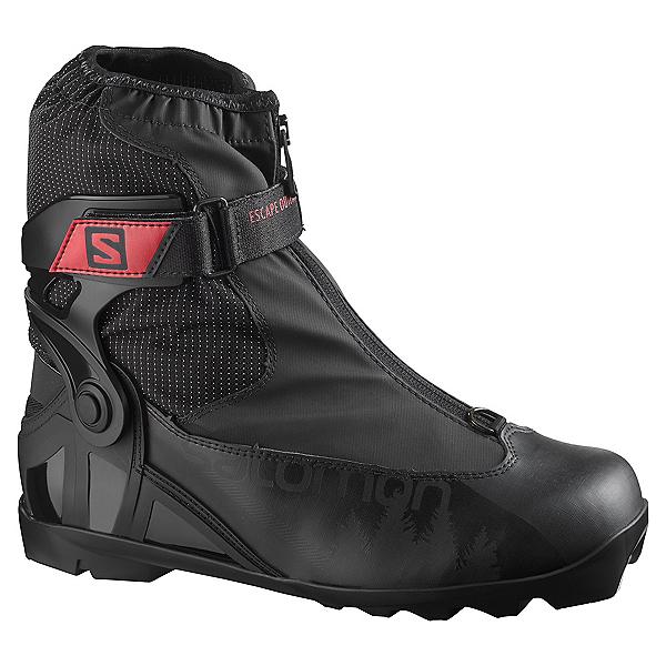 Salomon Escape Outpath NNN BC Cross Country Ski Boots, Black, 600