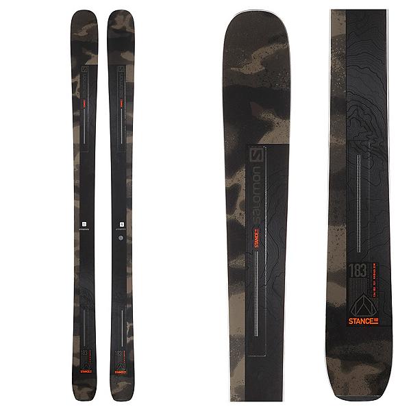 Salomon Stance 102 Skis, , 600