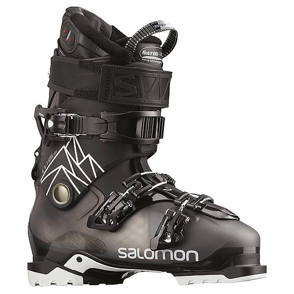 Salomon QST Access 90 CH Ski Boots, Anthracite Translucent-Black-W, 600