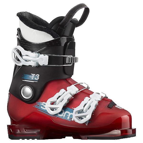 Salomon T3 RT Kids Ski Boots 2022, , 600