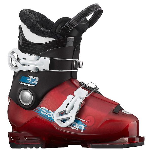 Salomon T2 RT Kids Ski Boots 2021, , 600