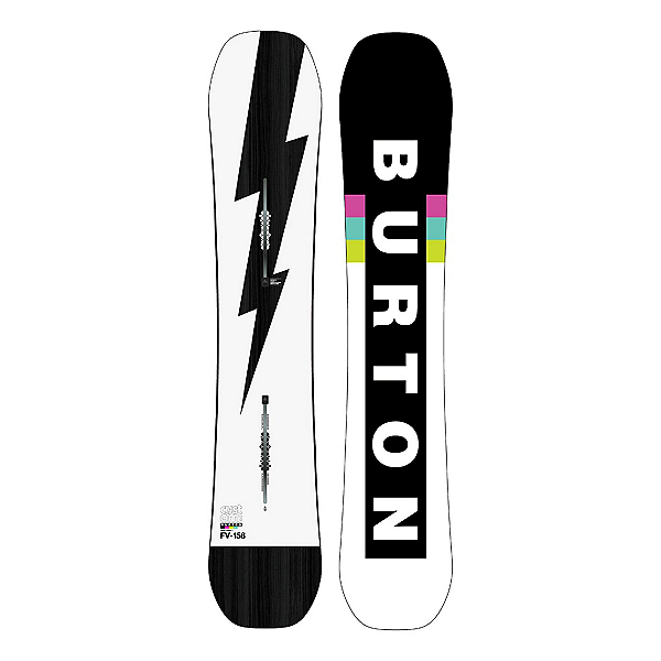 Burton Custom Flying V Wide Snowboard, , 600