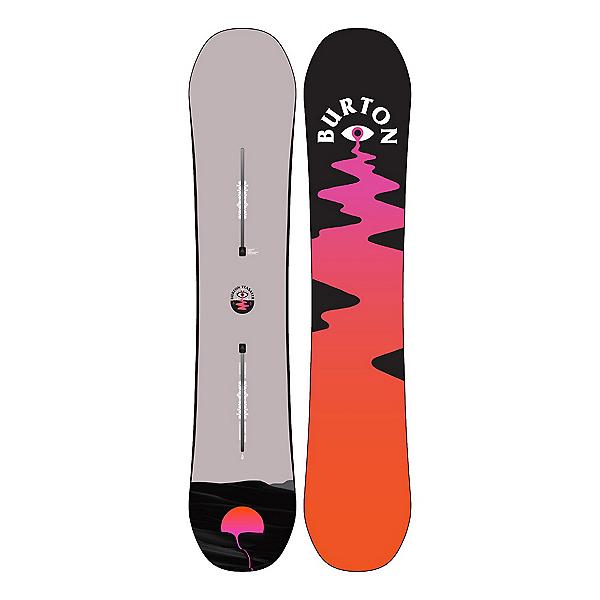 Burton Yeasayer Flying V Womens Snowboard, , 600